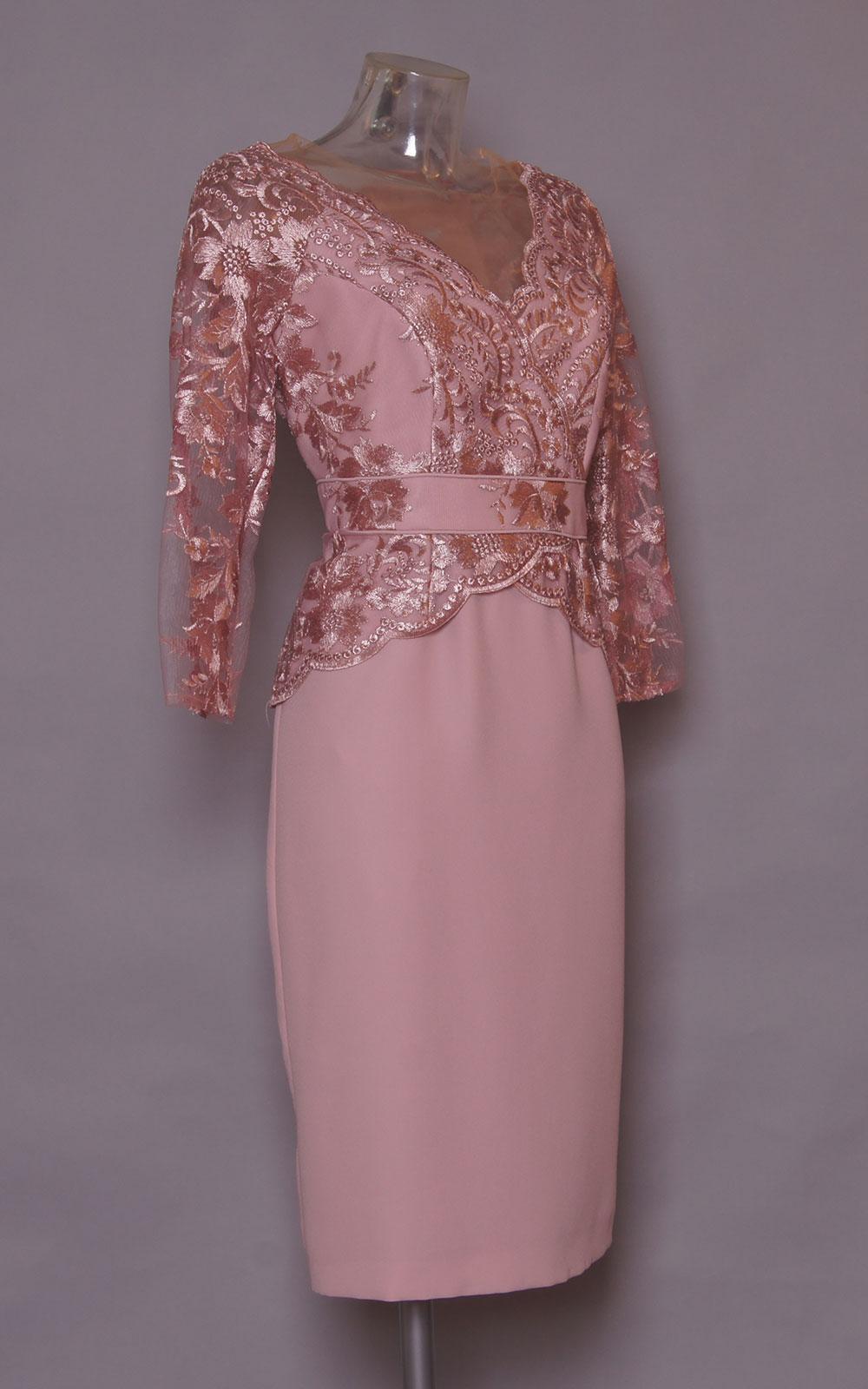 Beste Moeder van de Bruid - The Perfect Dress KT-51